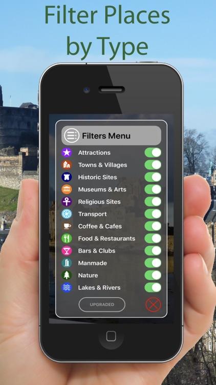 Edinburgh Looksee AR screenshot-7