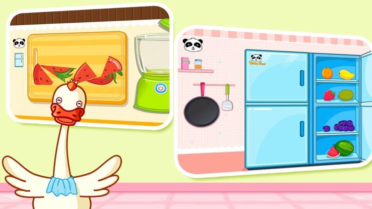 My Panda Chef Kitchen screenshot-3