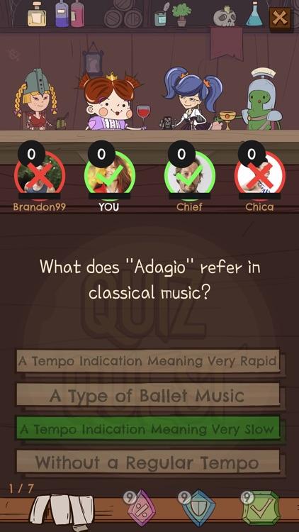 Quiz Quest - Fun Trivia screenshot-5