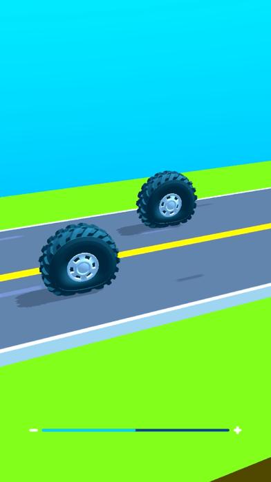 Wheel Race screenshot 1