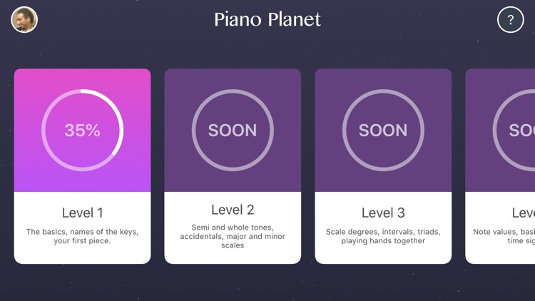 Piano Planet - Learn piano screenshot-3