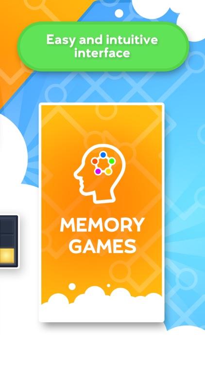 Train your brain - Memory screenshot-3
