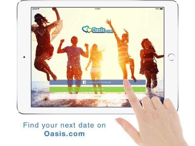 Oasis Active dating app Android online dating tweede data