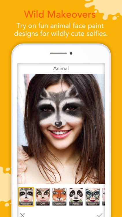 YouCam Fun - Live Face Filters screenshot-3