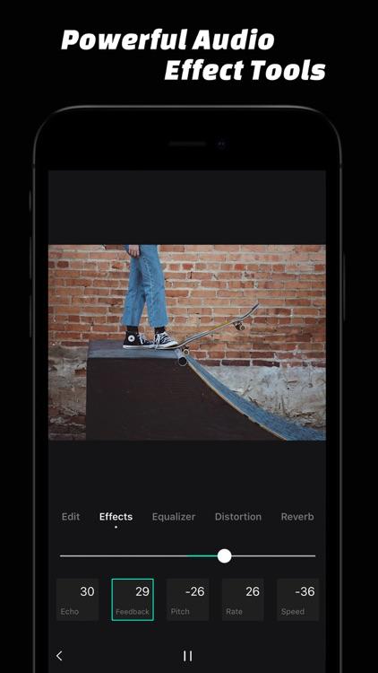 Hollycool - Pro Video Editing screenshot-6