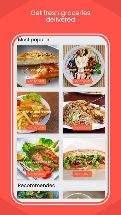 Cirber - Online Food Order screenshot-5