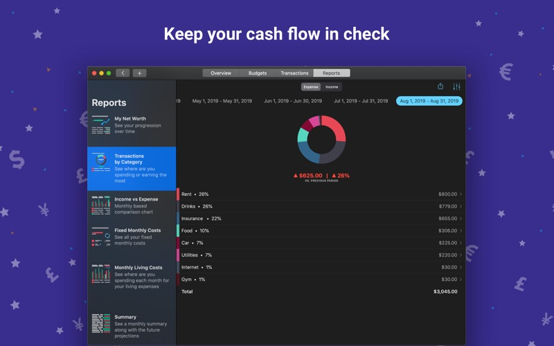 MoneyCoach Screenshot