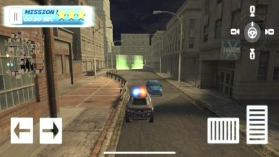 警察の自動車運転ゲームのおすすめ画像1