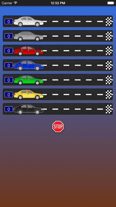 Car Counter screenshot one