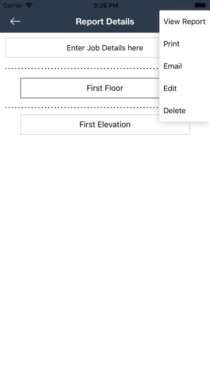 Construction Inspection App screenshot-5