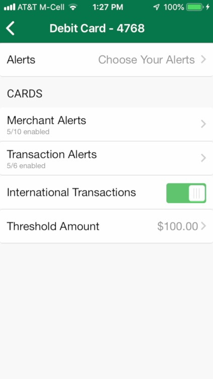 FM Credit Card screenshot-5
