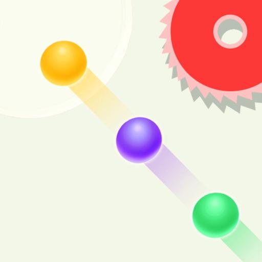Balls Path