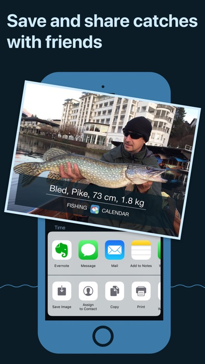 Fishing Calendar, Solunar