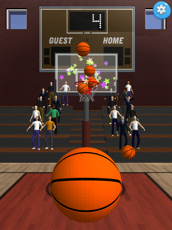 Basketball Games ⋆ screenshot
