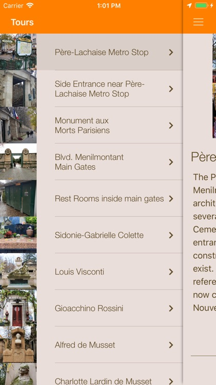 Pere-Lachaise screenshot-3