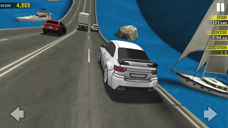 Car Traffic Racer screenshot-4