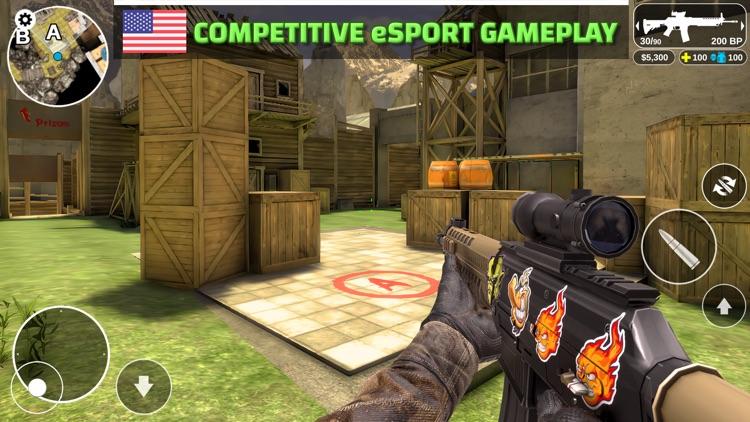 Counter Attack Multiplayer FPS screenshot-4