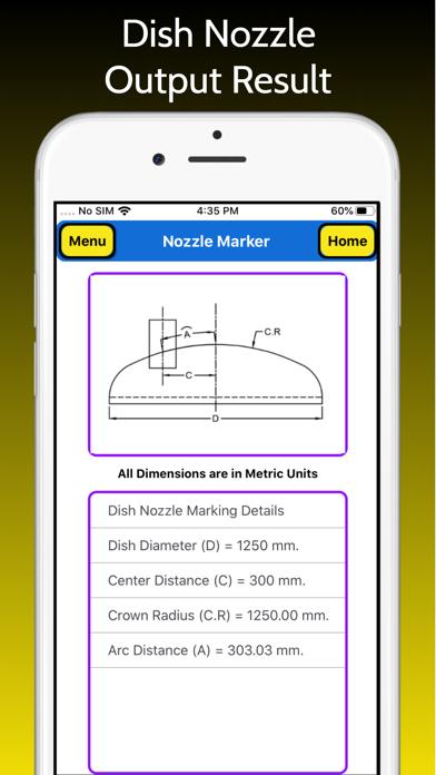 Nozzle Orientation Marker Pro screenshot 8