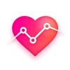 健康測定:心拍数・血圧・体重記録と体調管理ノート