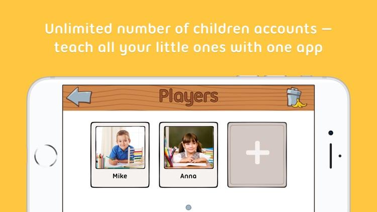 iTrace — handwriting for kids screenshot-5