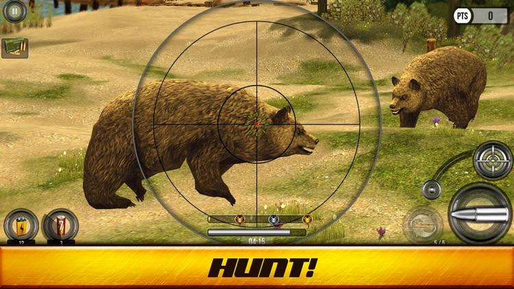 Wild Hunt: Hunting Simulator screenshot-5
