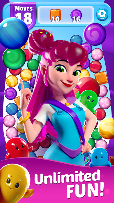 Sugar Blast: Pop & Relax screenshot 3