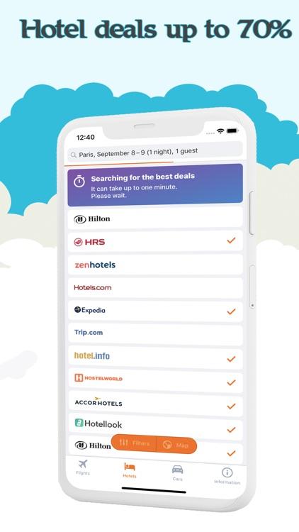 Cheap Air Tickets — Aviaticket screenshot-5