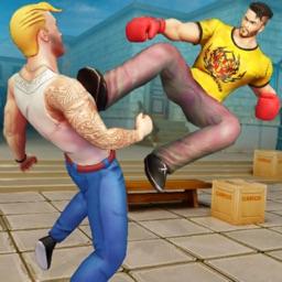 Street Fighting: Kung Fu Games