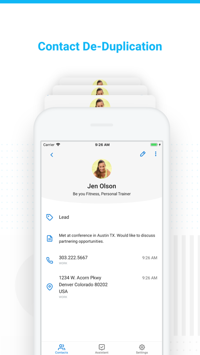 Contacts+ | Address Book