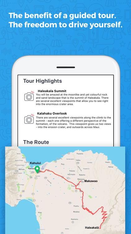 Haleakala Maui GyPSy Guide screenshot-4