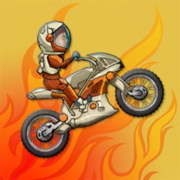 Bike Race Extreme: Sky racing
