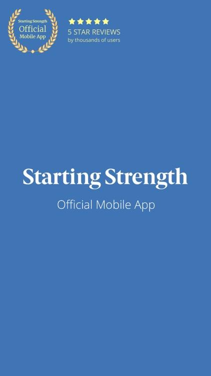 Starting Strength Official screenshot-0