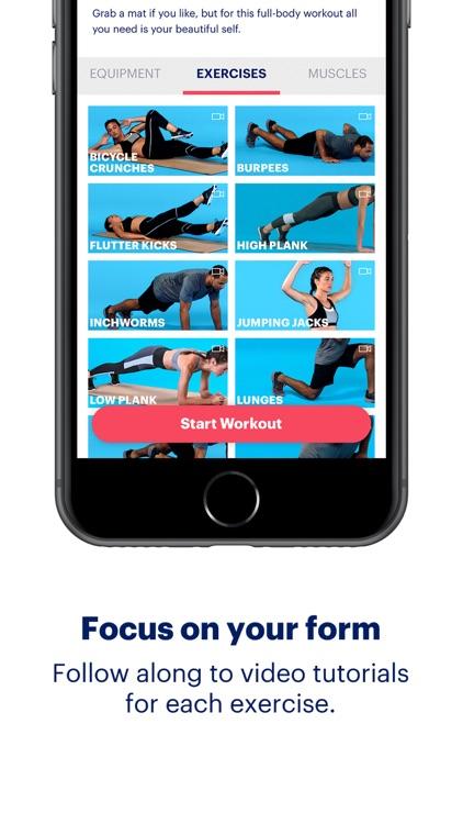ASICS Studio: At Home Workouts screenshot-3
