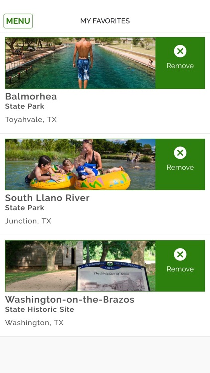 Texas State Parks Guide screenshot-4