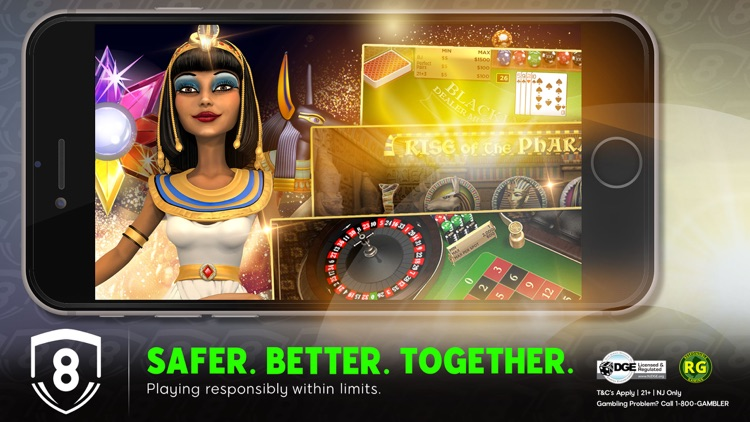 888 Casino: Real money, NJ screenshot-6