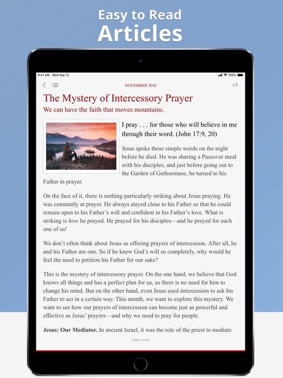 The Word Among Us Mass Edition-ipad-2