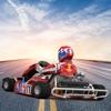 Traffic Go Kart Racer 3D