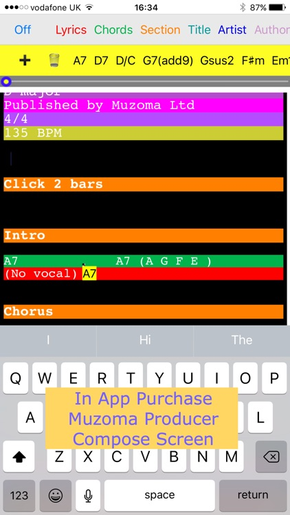 Muzoma screenshot-3