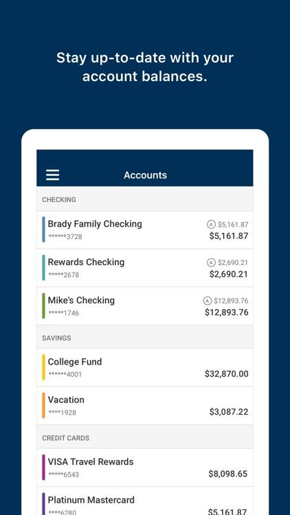 AmFirst Digital Banking screenshot-3