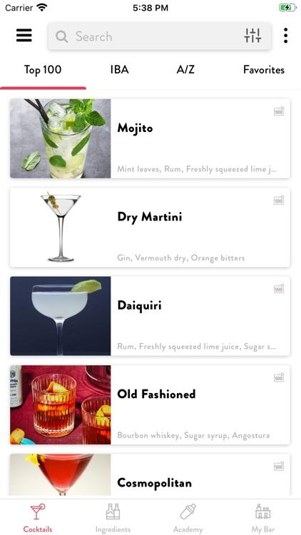 Cocktails App: Drinks Database screenshot-3