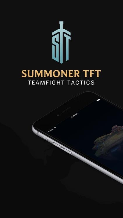 Summoner TFT - Guide & Helper