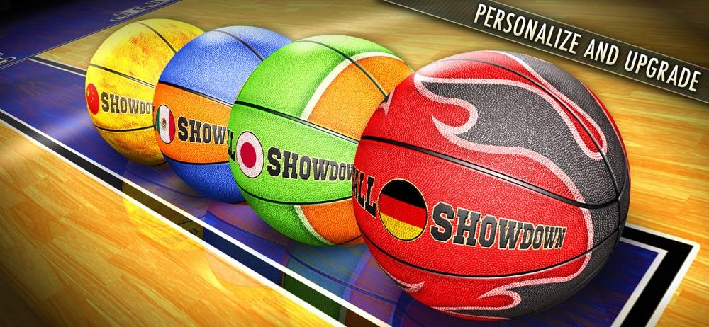 Basketball Showdown 2 hack tool