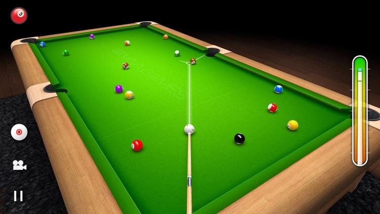 3D Pool Game screenshot-0