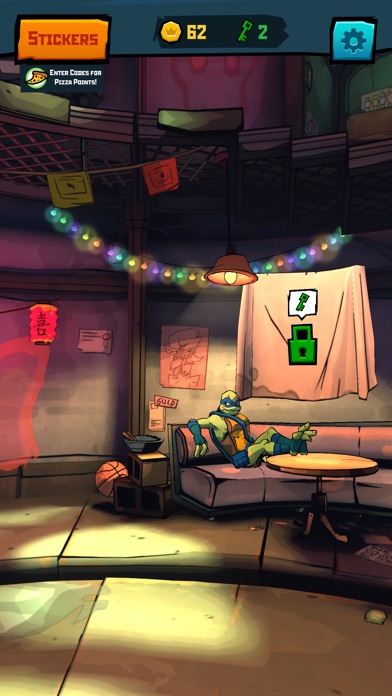 Rise of the TMNT: Power Up! screenshot 2
