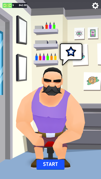 Ink Inc. - Tattoo Tycoon screenshot 1