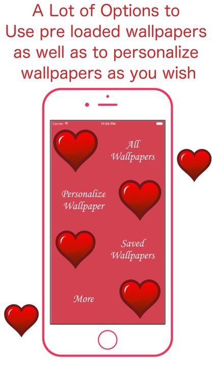 Love Wallpaper Maker screenshot-3