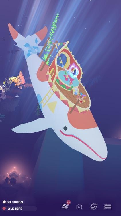深海水族馆-深海挂机养鱼游戏 screenshot-5