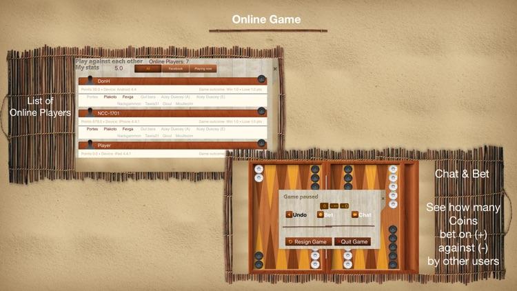 iTavli-Best backgammon game screenshot-4