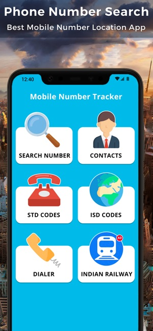 Phone Number Search & Location on the App Store