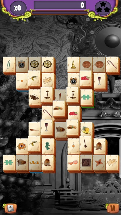 Christmas Solitaire Mahjong screenshot-8